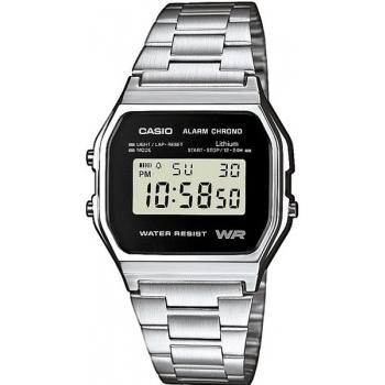 CASIO - Retro A158WEA-1EF
