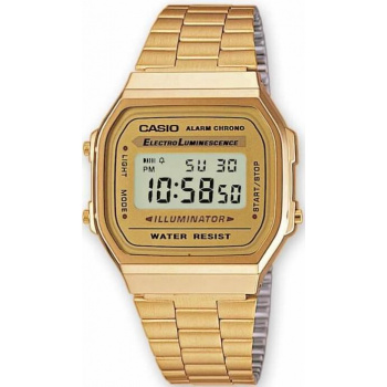CASIO - Retro A 168G-9