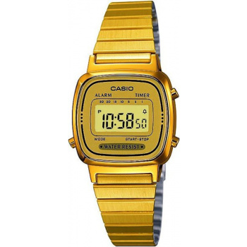 CASIO - Retro LA 670GA-9