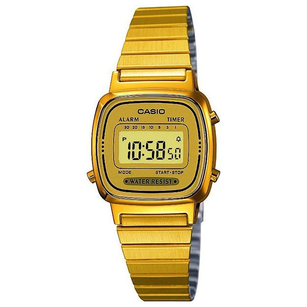 Casio LA 670GA-9 Collection Retro  d9ef488d371