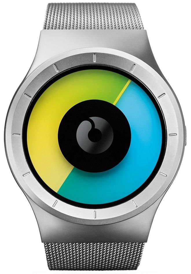 ZIIIRO Celeste Chrome Colored + dárek zdarma