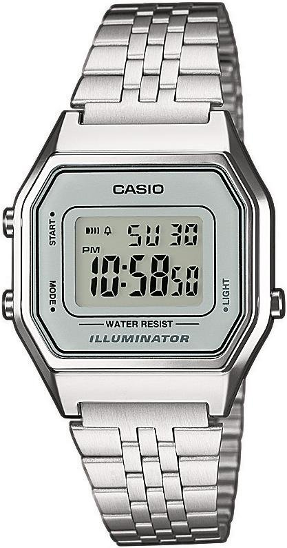 CASIO - Retro LA 680A-7 + dárek zdarma