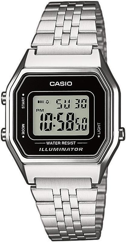 CASIO - Retro LA 680A-1 Collection Retro + dárek zdarma