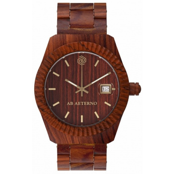 AB AETERNO  SUNSET RED SANDALWOOD