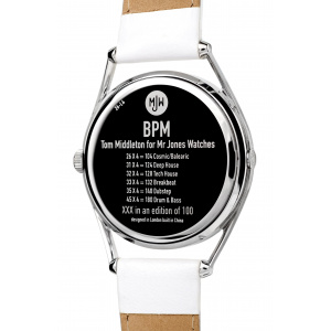 Hodinky MR JONES WATCHES BPM