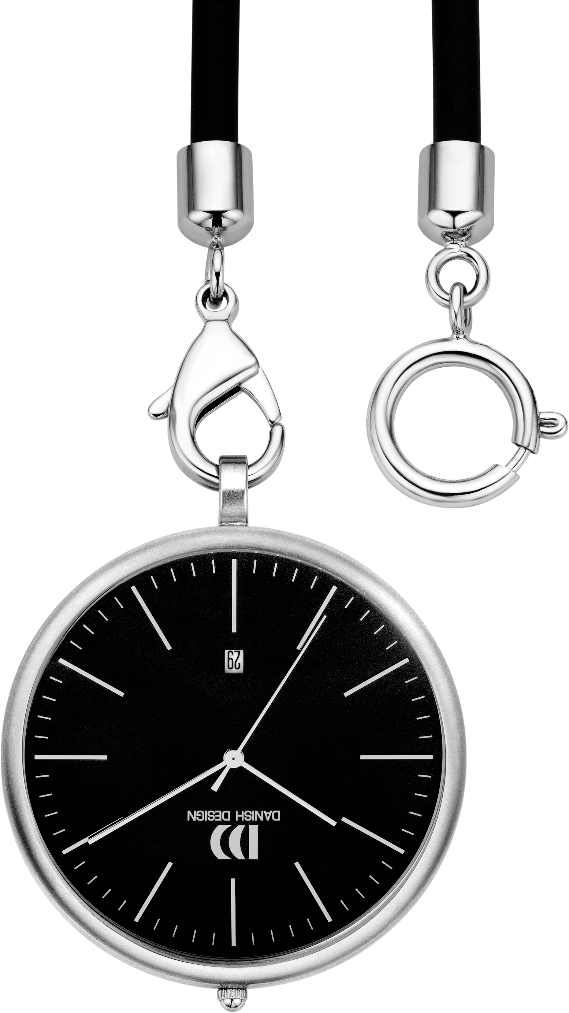 DANISH DESIGN Pánské Kapesní hodinky IQ13q1075 Danish Design + dárek zdarma