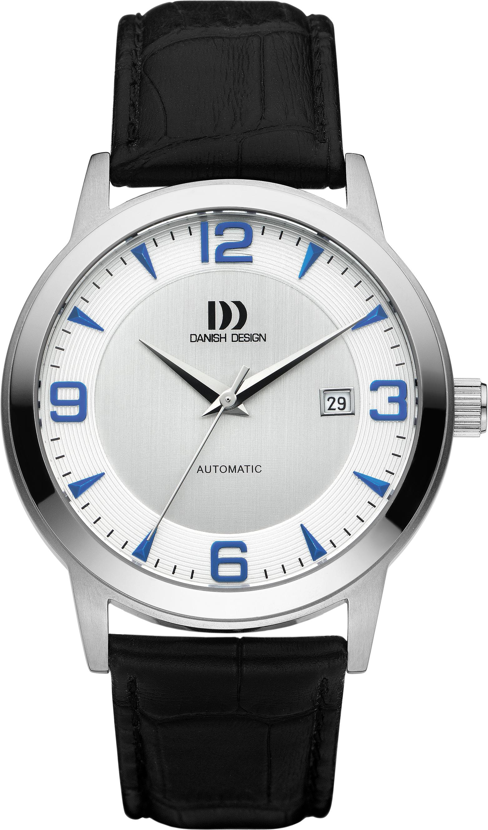 75f46cb6bc8 DANISH DESIGN Pánské Automatické hodinky IQ22Q1083 Danish Design + dárek  zdarma