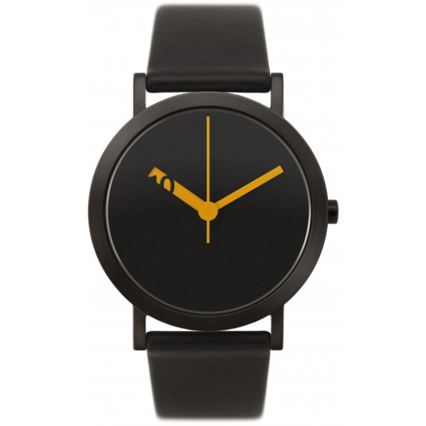 Hodinky NORMAL TIMEPIECES EXTRA NORMAL GRANDE EN29-L20BL