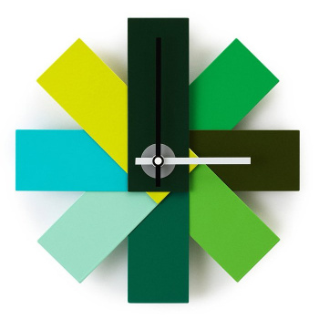 NORMANN COPENHAGEN Watch Me - green