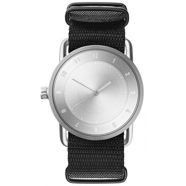 Hodinky TID Watches No.2 Black Nato Wristband