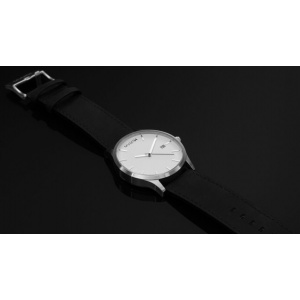 Hodinky MVMT CLASSIC SERIES - 45 MM WHITE BLACK