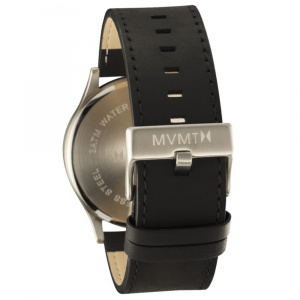 Hodinky MVMT CLASSIC SERIES - 45 MM BLACK SILVER MM01-BSL