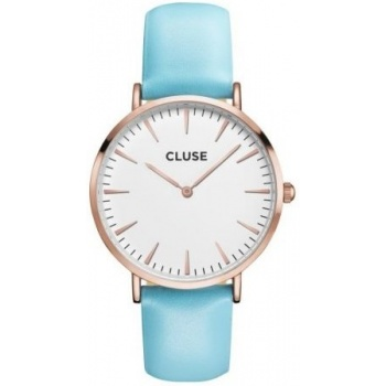 CLUSE LA BOHÈME ROSE GOLD WHITE/BLUE