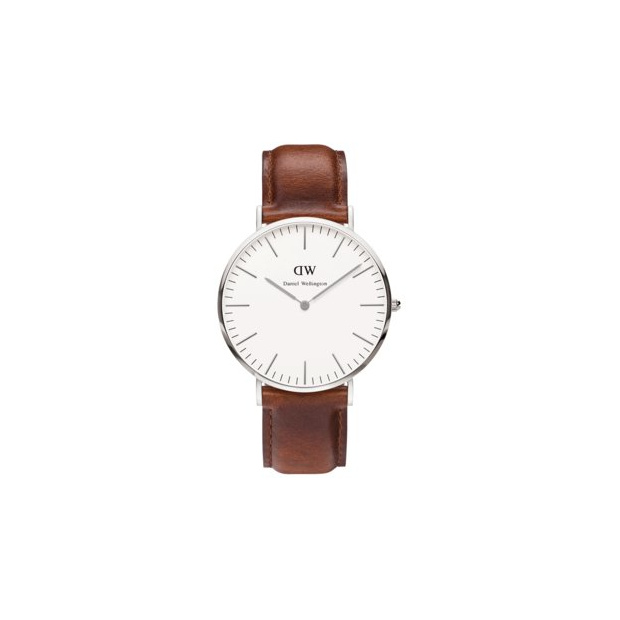 Hodinky DANIEL WELLINGTON Classic St Mawes Silver