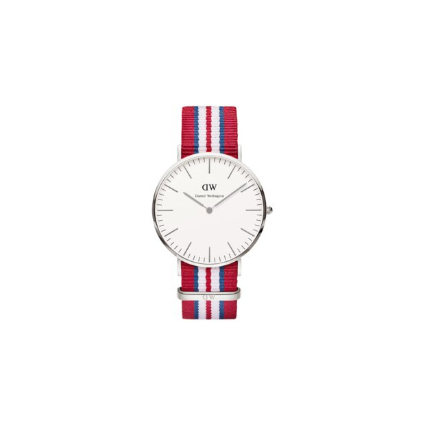 Hodinky DANIEL WELLINGTON Classic Exeter Silver