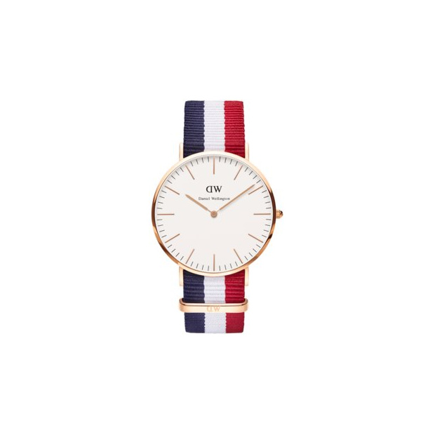 Hodinky DANIEL WELLINGTON Classic Cambridge Rose Gold