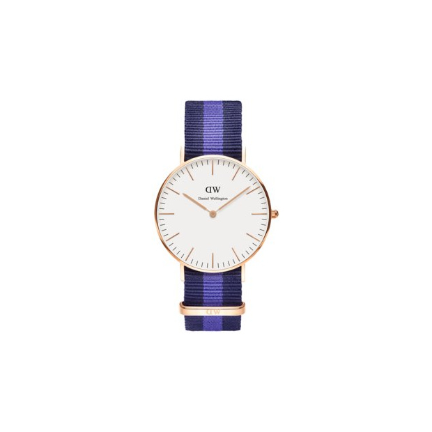 Hodinky DANIEL WELLINGTON Classic Swansea Rose Gold