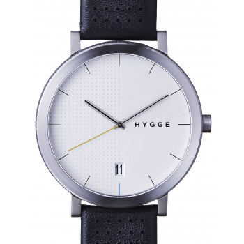 HYGGE 2203 - Black Leather