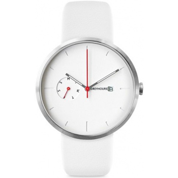 GREYHOURS Essential White