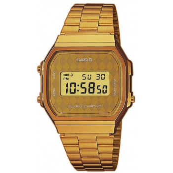 CASIO - Retro A 168WG-9B Collection Retro