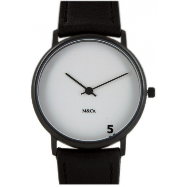 Hodinky PROJECT WATCHES 5 O'Clock Watch – M&Co – Happy Hour!