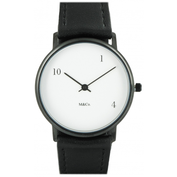 Hodinky PROJECT WATCHES 10-one-4 MoMA design collection