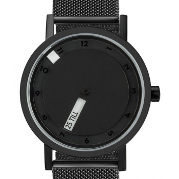 PROJECT WATCHES Till Watch BLACK / Metal Mesh