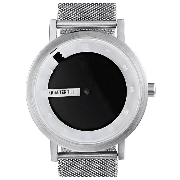 Hodinky PROJECT WATCHES Till Watch STEEL / Metal Mesh