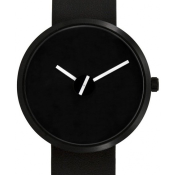PROJECT WATCHES Black Sometimes Watch with Black Band