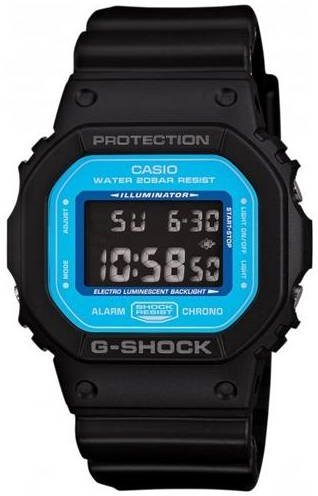 CASIO G-Shock DW 5600SN-1 + dárek zdarma