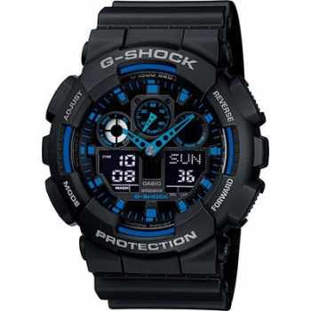 CASIO G-Shock GA 100-1A