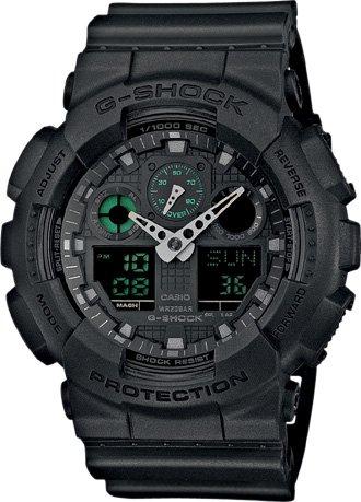 CASIO G-Shock GA 100MB-1A + dárek zdarma