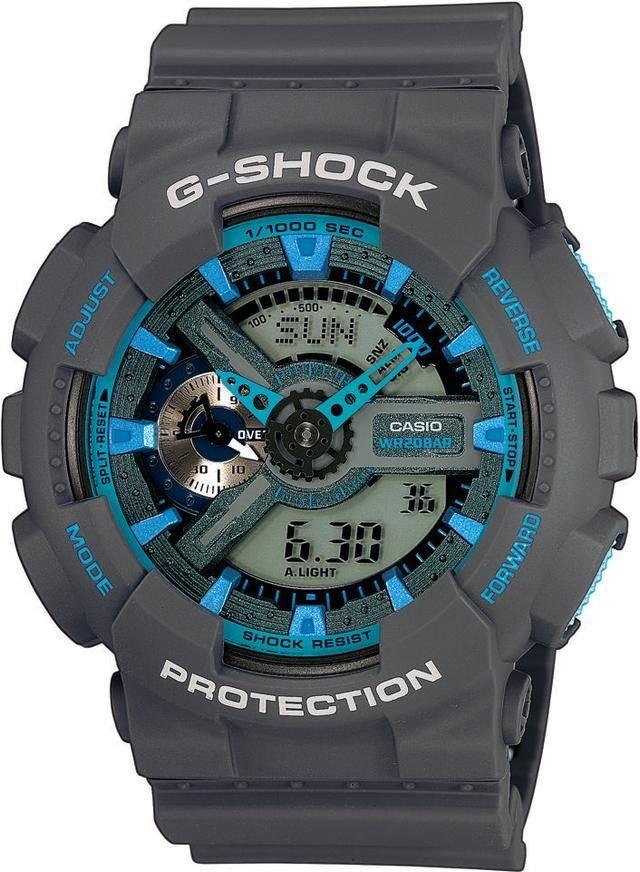 CASIO G-Shock GA 110TS-8A2 + dárek zdarma