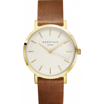 ROSEFIELD The Gramercy White - Brown