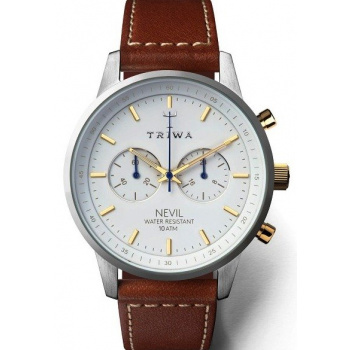 TRIWA SNOW NEVIL BROWN CHRONOGRAPH