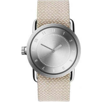 TID Watches No.1 36 Steel / Sand Twain Wristband