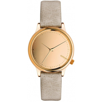 KOMONO ESTELLE MIRROR ROSE GOLD GREY