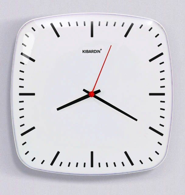 KIBARDINDESIGN CLASSIC SOLO CLOCK CAC-D4 + dárek zdarma