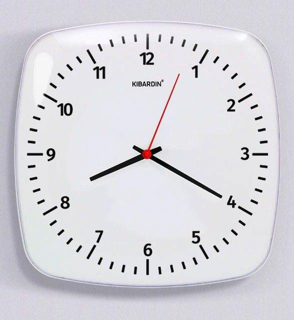KIBARDINDESIGN CLASSIC SOLO CLOCK CAC-D1 + dárek zdarma