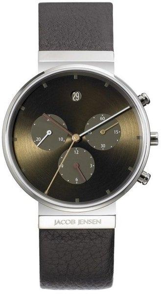 JACOB JENSEN Pánské Sapphire 604 Jacob Jensen + dárek zdarma 695cdd2d3d