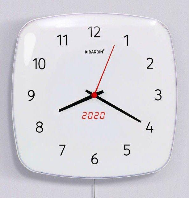KIBARDINDESIGN CLASSIC DUET CLOCK CDC-D2 + dárek zdarma