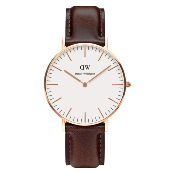 DANIEL WELLINGTON CLASSIC BRISTOL ROSE GOLD