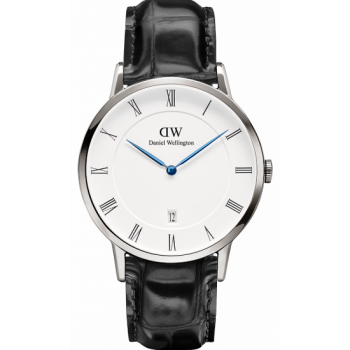 DANIEL WELLINGTON DAPPER READING SILVER - VELKÉ