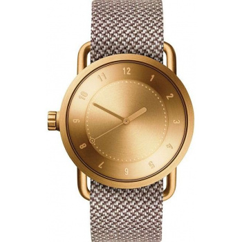 TID Watches No.1 Gold / Mill Twain Wristband