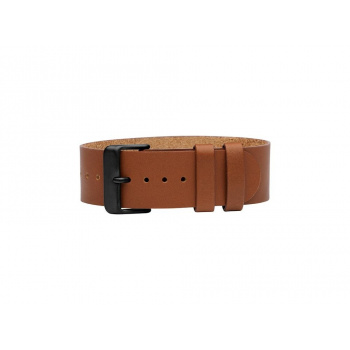 TID Watches Tan Leather Wristband