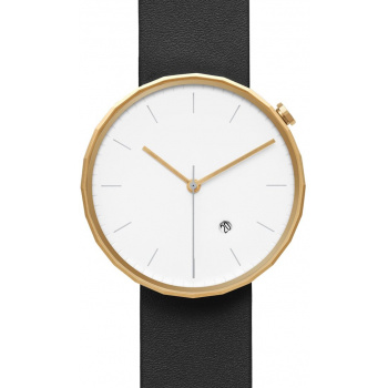 CHI & CHI POLYGON WATCH PG02 Gold / Black