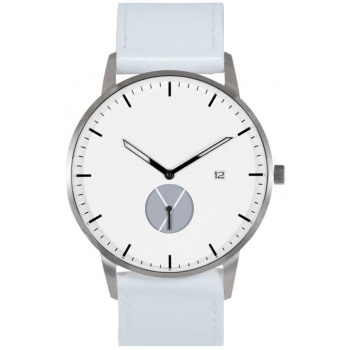 WHY WATCHES Signature Model 1 - Silver/White