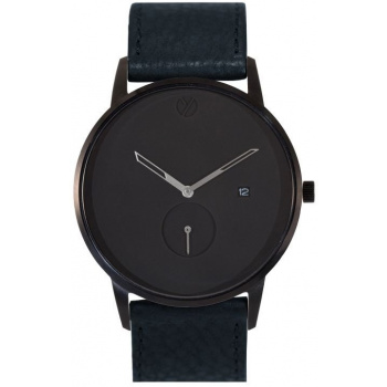 WHY WATCHES Modernist Model 2 - Black / Black