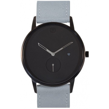 WHY WATCHES Modernist Model 2 - Black / Grey
