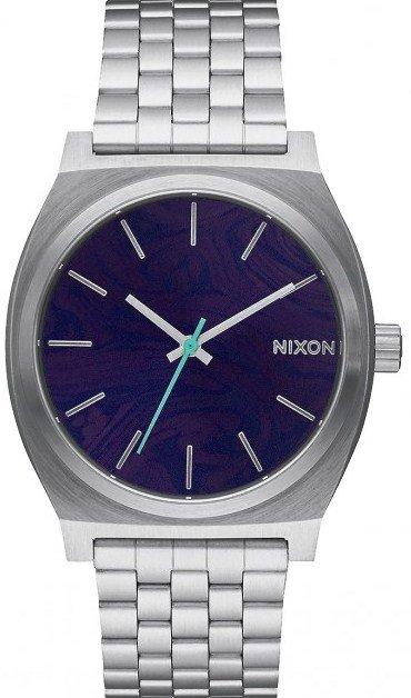 NIXON TIME TELLER PURPLE + dárek zdarma